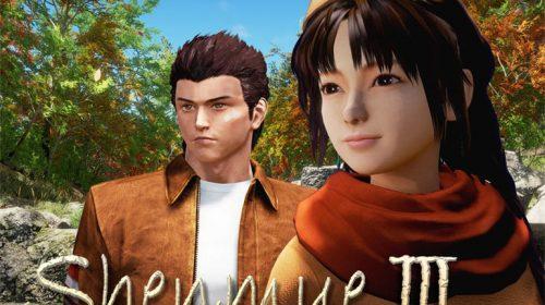Shenmue 3 recebe novo trailer de demonstração