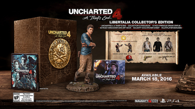 A Thief's End Libertalia Collector's Edition