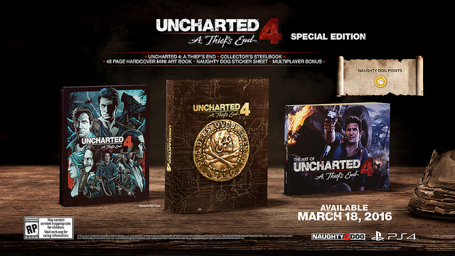 A Thief's End Special Edition
