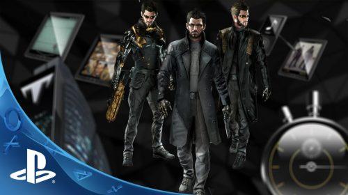 Deus Ex: Mankind Divided recebe data de lançamento