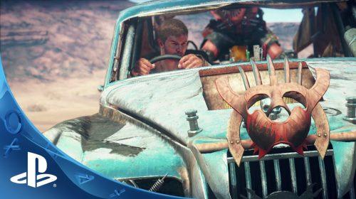 Mad Max: Conteúdos exclusivos para PlayStation 4