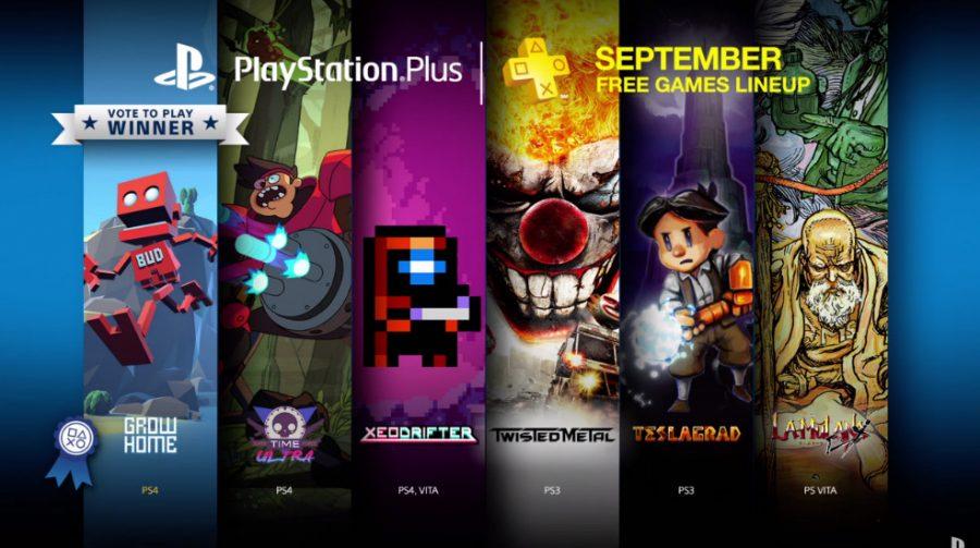 [Oficial] PlayStation Plus Setembro de 2015