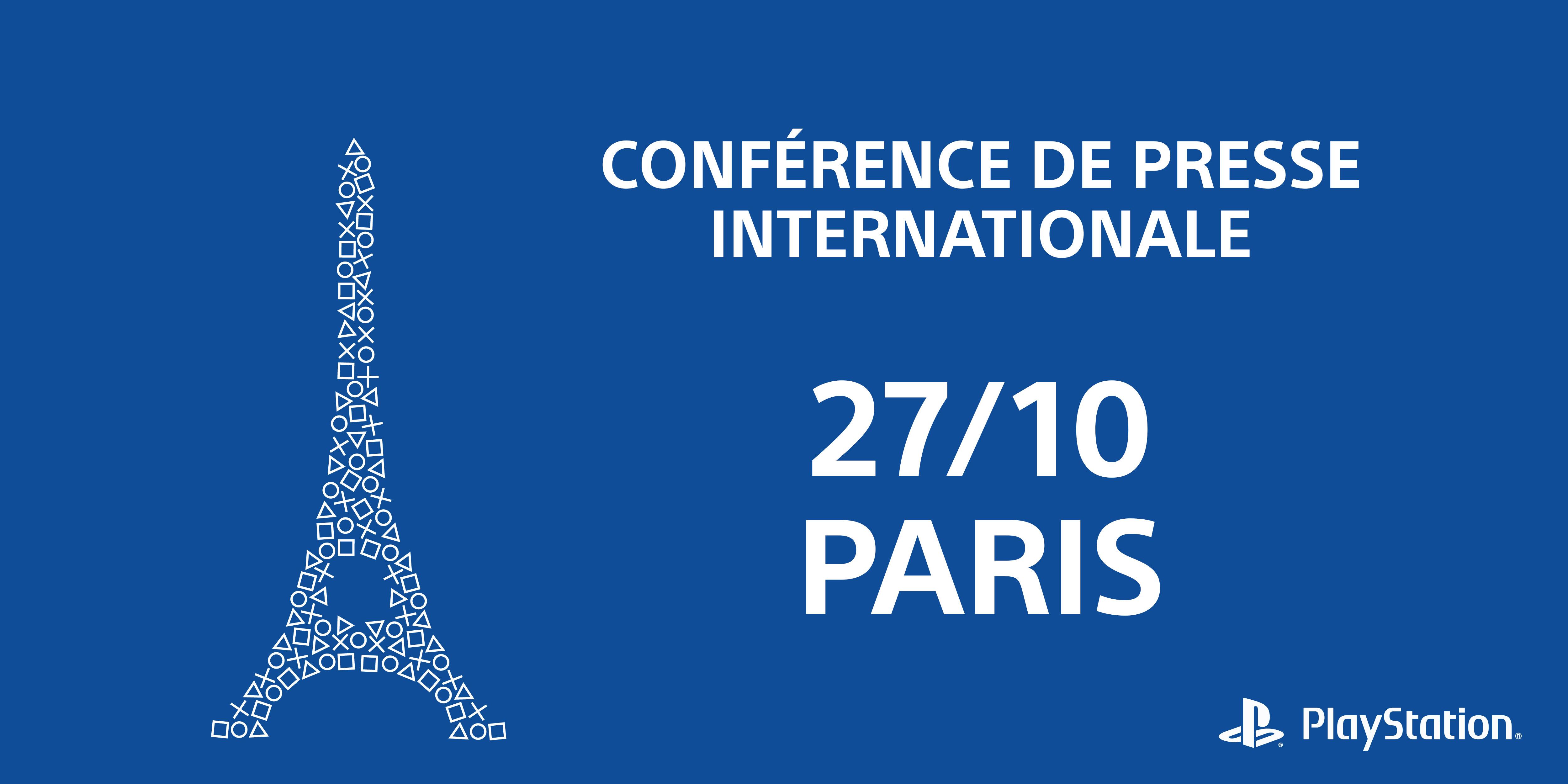 O que esperar da conferência da Sony na Paris Games Week?