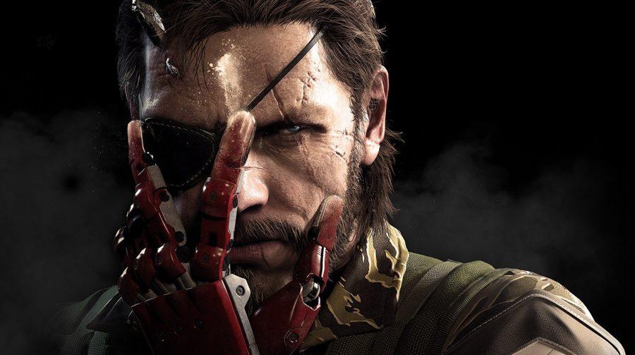Notas que Metal Gear Solid V: The Phantom Pain vem recebendo