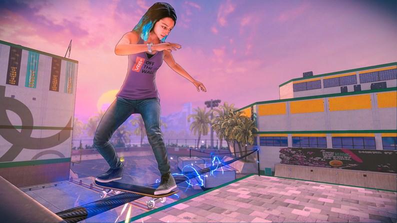 Tony Hawk's Pro Skater recebe mudança drástica no visual