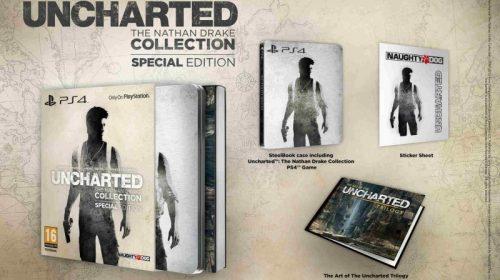 Uncharted Collection receberá demo ainda este mês
