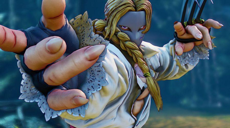 Vega é revelado para Street Fighter V