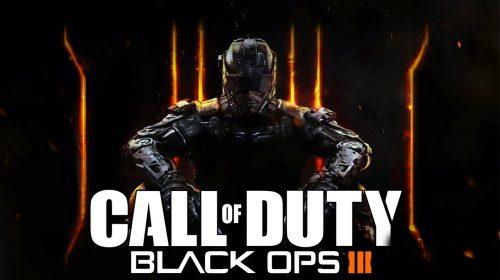 Notas que Call of Duty: Black Ops III vem recebendo