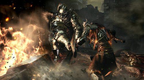 Dark Souls III: 20 minutos de gameplay e muitas mortes