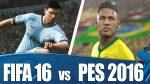 PES x FIFA
