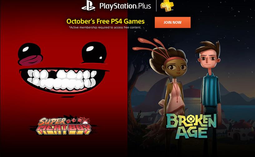 [Oficial] PlayStation Plus Outubro de 2015