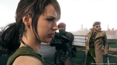 Konami corrige bug fatal de MGS V: The Phantom Pain