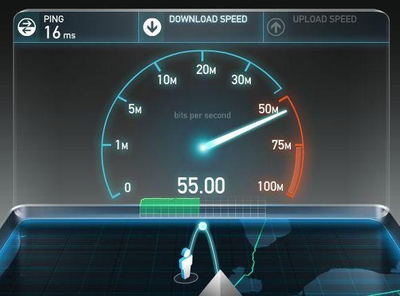 Speed Test - Medição de Velocidade