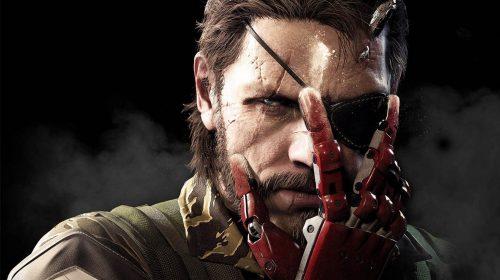 Metal Gear Solid V: Gameplay sem SPOILERS!