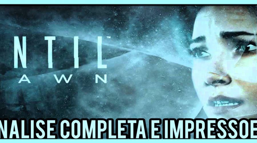 Until Dawn: Análise e Impressões