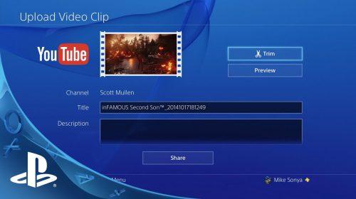 Confira: Update 3.0 do PS4 em ação