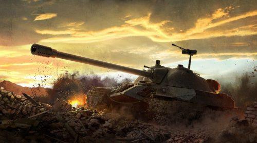 World of Tanks anunciado para o PlayStation 4