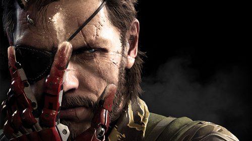 5 motivos para você jogar Metal Gear Solid V: The Phantom Pain