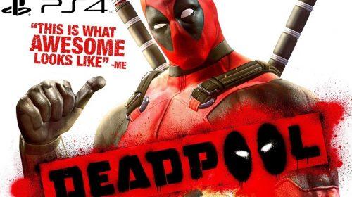 Deadpool chega ao PlayStation 4 em Novembro