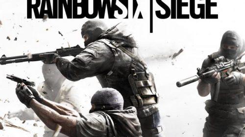 Rainbow Six Siege não terá campanha single-player
