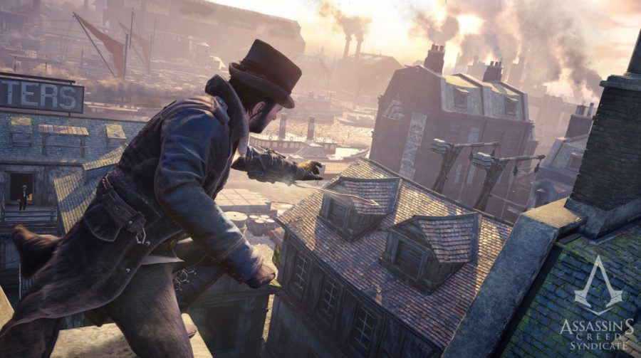 Trailers de lançamento de Assassin's Creed: Syndicate