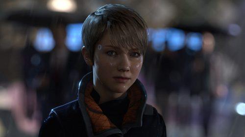 Detroit é o novo exclusivo da Quantic Dream para PS4