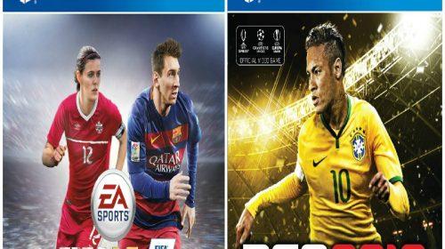 Finalmente PES e FIFA ganharão concorrente