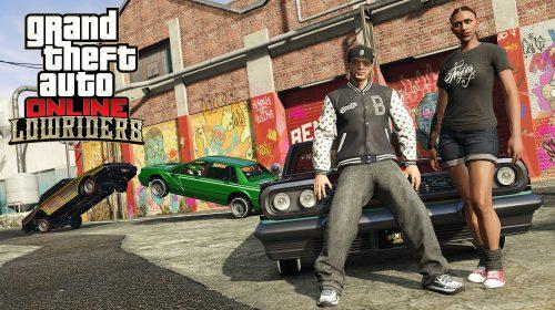 GTA V Online receberá atualização com Lowriders