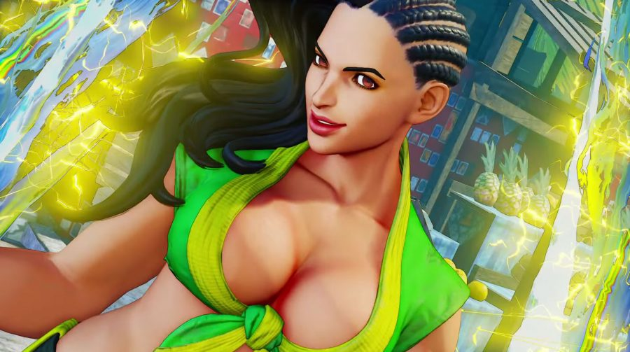 Revelado primeiro gameplay de Laura em Street Fighter V