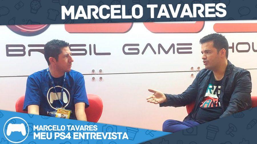 Entrevista com Marcelo Tavares ( CEO Brasil Game Show)