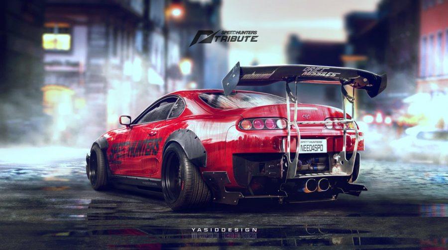 EA revela lista completa de carros do novo Need for Speed