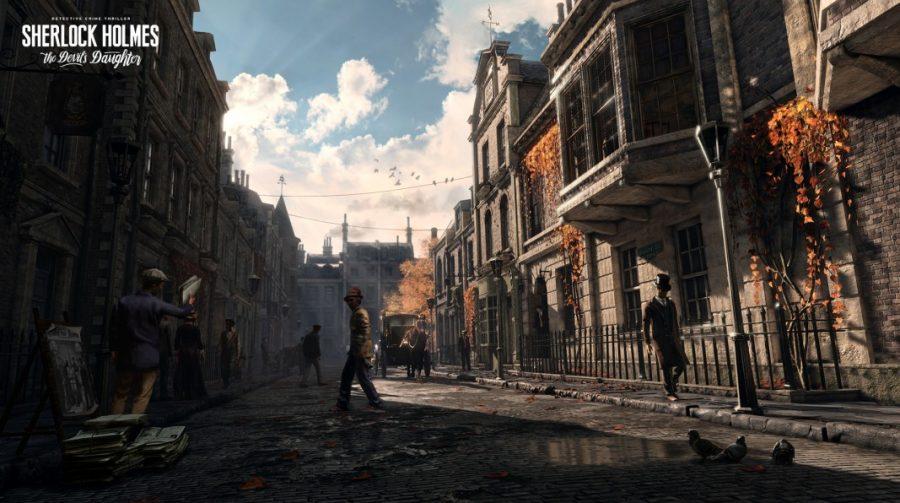 Sherlock Holmes: The Devil's Daughter é anunciado