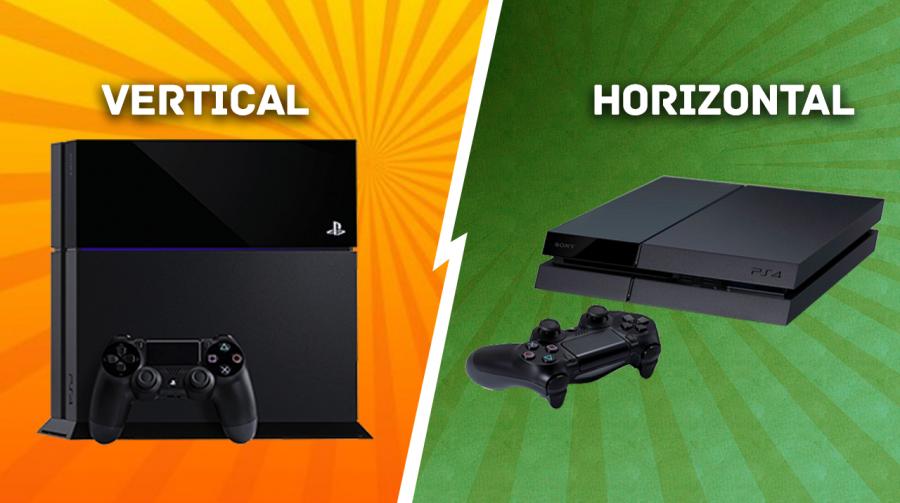 Vertical ou horizontal: qual a melhor posição para o PS4?
