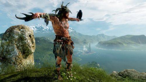 WiLD, exclusivo de PS4, ainda está em desenvolvimento; Nova imagem