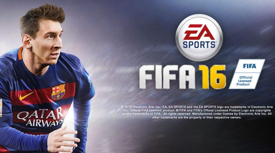 FIFA 16 recebe uma nova atualização, confira mudanças