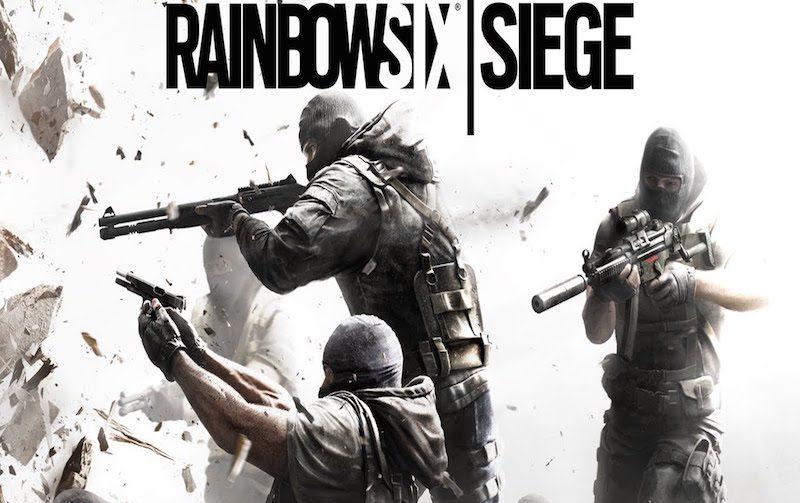 Rainbow Six Siege ganha sua primeira atualização