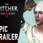 The Witcher 3 Epic Trailer