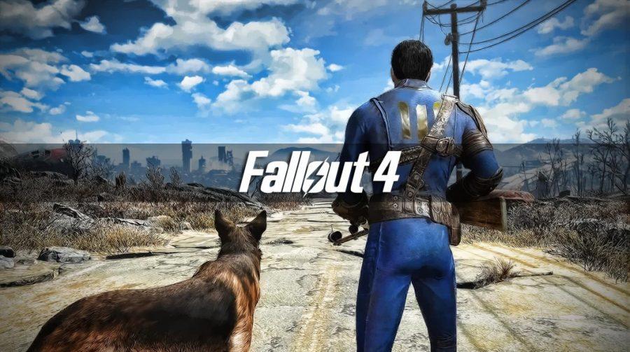 Descubra o que existe sob as águas de Fallout 4