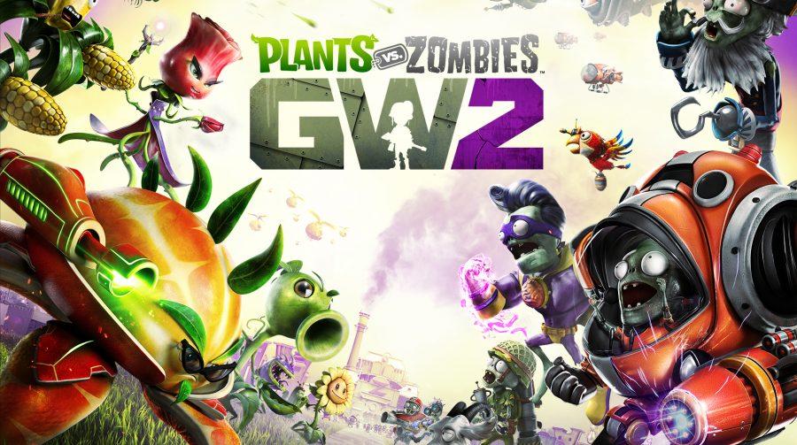 Beta de Plants vs Zombies Garden Warfare 2 já está disponível