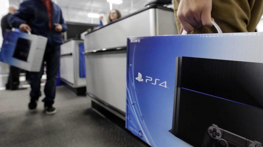 Sony bate recordes de vendas na Black Friday