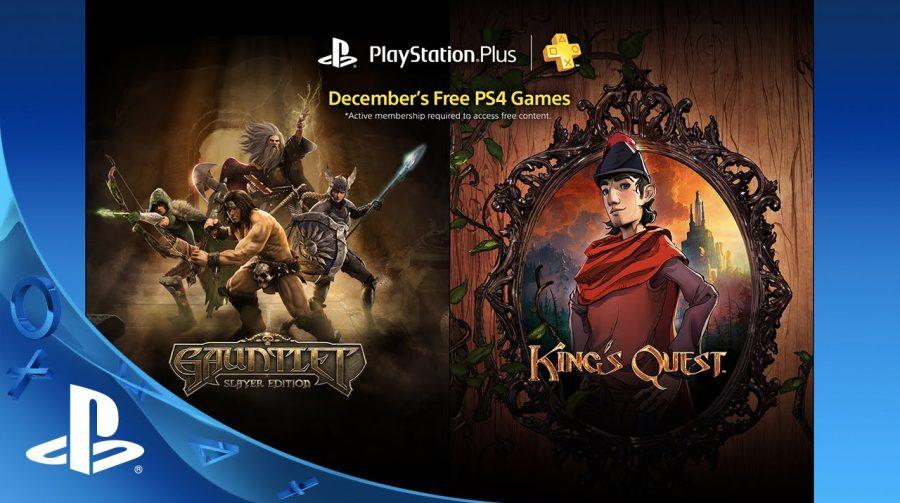 [Oficial] PlayStation Plus Dezembro de 2015