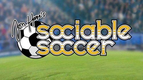 [Sociable Soccer] Modos de jogo e outros detalhes