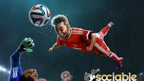 Mais um concorrente do PES e FIFA pode chegar em breve