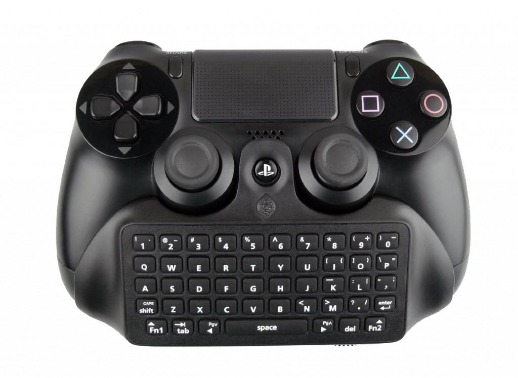 Meu PS4 responde teclado dualshock 4