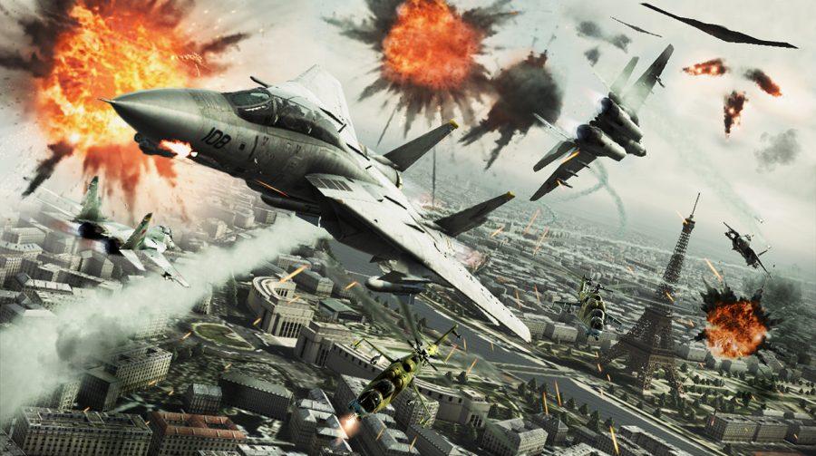 Ace Combat 7 é anunciado para PlayStation 4