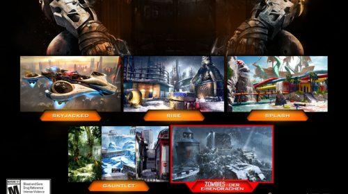 Revelado primeiro gameplay da expansão de Black Ops III