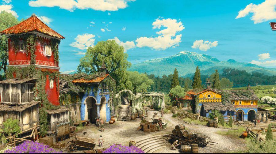Blood and Wine é a última aventura de Geralt como personagem principal