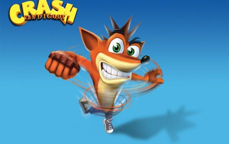 Shuhei Yoshida duvida que Crash apareça no PS4
