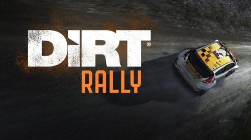 Dirt Rally chegará ao PlayStation 4 em abril de 2016