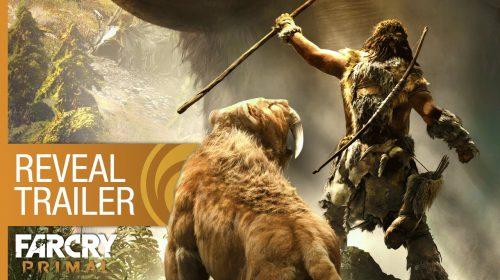 9 minutos de gameplay de Far Cry: Primal